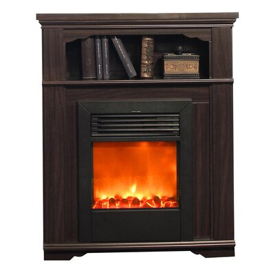 Yosemite Home Decor Terra Electric Fireplace