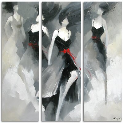 Dancing in the Clouds Canvas Art