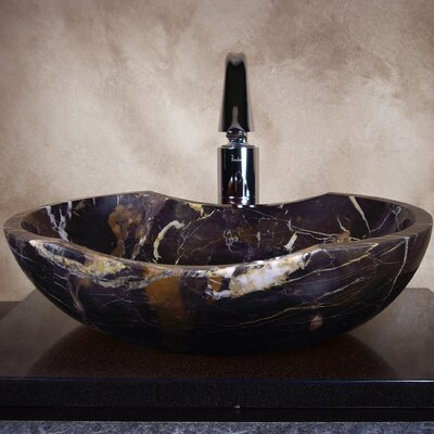 Yosemite home decor hand carved canoe shaped vessel bathroom sink