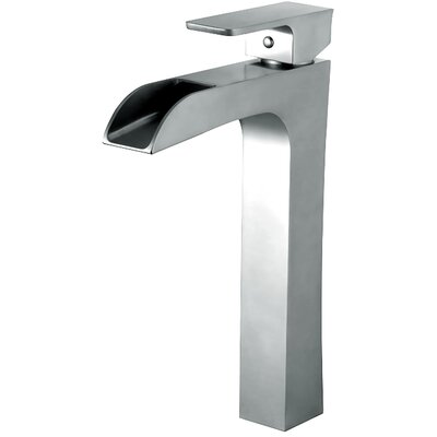 Single Handle Deck Mount Vessel Faucet - YPH2498VF-BN / YPH2498VF-PC