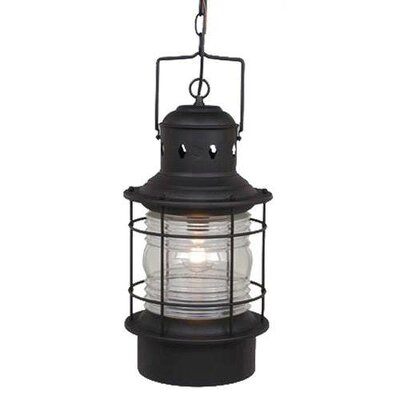 Vaxcel Nautical 1 Light Outdoor Pendant