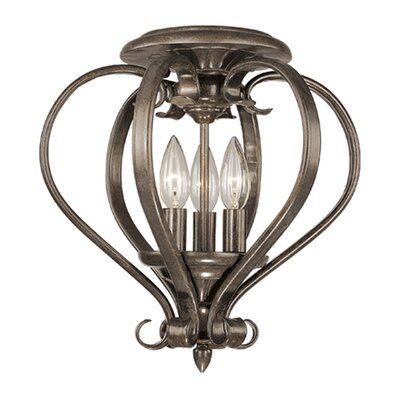 Vaxcel Monrovia Open Ceiling Light