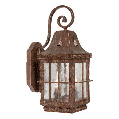 Vaxcel Edinburgh Outdoor Wall Lantern