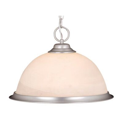 Vaxcel Saturn 1 Light Pendant