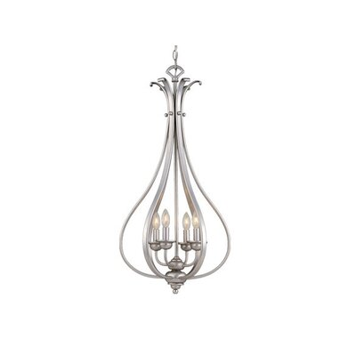 Vaxcel Monrovia 4 Light Foyer Pendant
