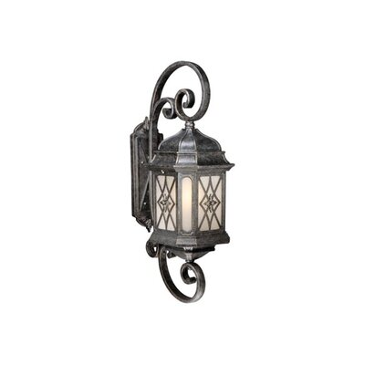 Vaxcel Sardinia Outdoor 1 Light Wall Sconce