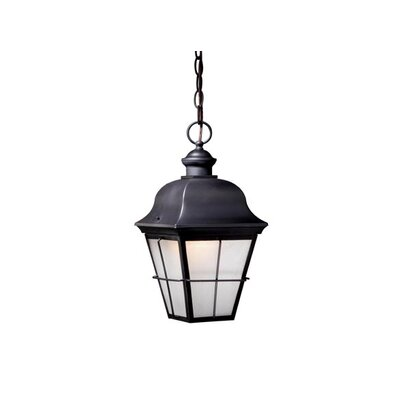 Vaxcel New Haven 1 Light Outdoor Pendant