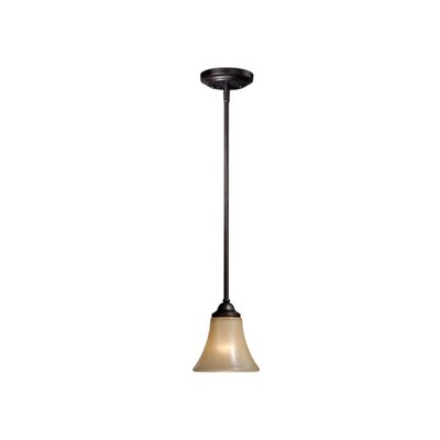 Oslo 1 Light Mini Pendant