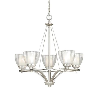 Asti 5 Light Chandelier