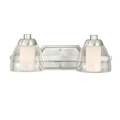 Vaxcel Asti 2 Light Vanity Light