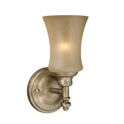 Vaxcel Newbury 1 Light Wall Sconce