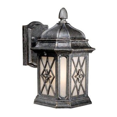 Vaxcel Sardinia Outdoor 1 Light Wall Lantern