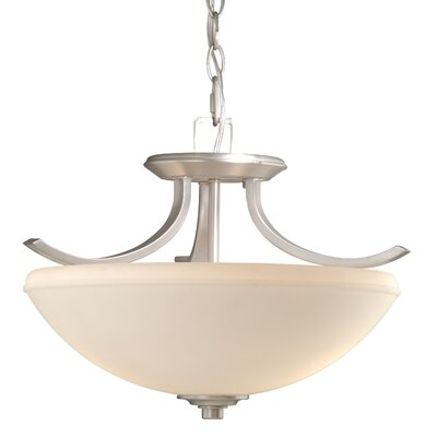 Vaxcel Helsinki 2 Light Convertible Inverted Pendant
