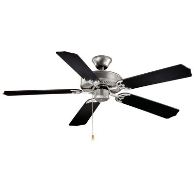 "Vaxcel 52"" Medallion 5 Blade Energy Star Ceiling Fan"