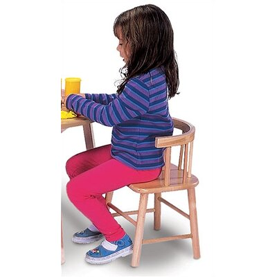 Whitney Brothers Bentwood-Back Kid's Desk Chair