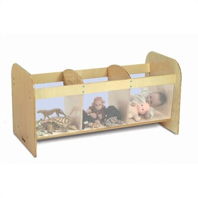 Whitney Brothers Toy Storage Box