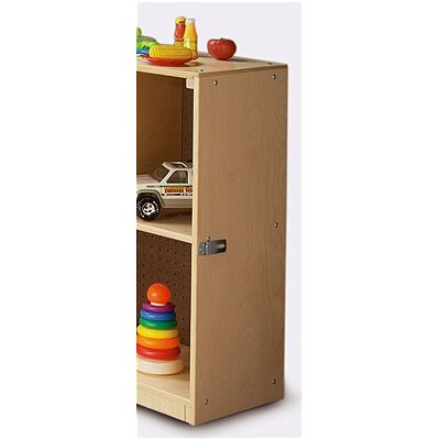 Whitney Brothers Fold and Roll Storage Cabinet