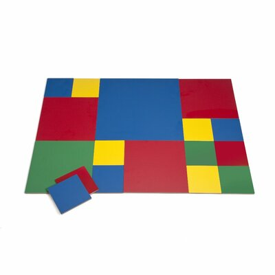 Whitney Brothers Square Shape Puzzle