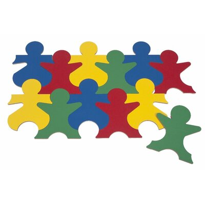 Whitney Brothers People Shape Puzzle