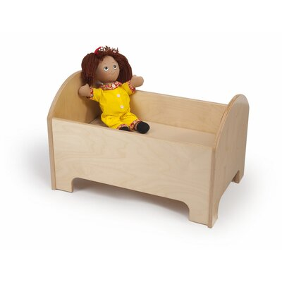 Whitney Brothers Laminate Doll Bed