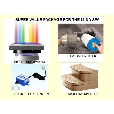 Lifesmart Lifesmart Super Value Accessory Package for the Luna Spa