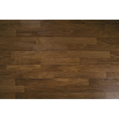 Eligna 8mm Hickory Laminate in Warm