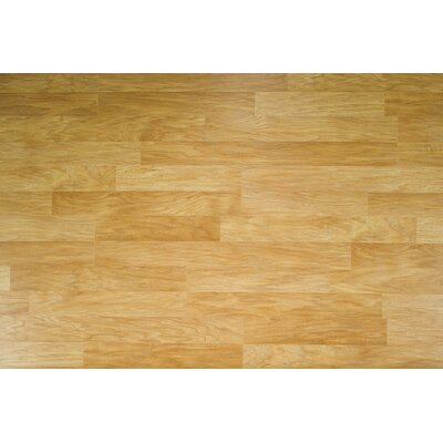 Eligna 8mm Hickory Laminate in Golden