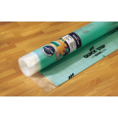 Quick-Step Combi Floor Jumbo Underlayment Pad Green (2,000 sq. ft Roll)