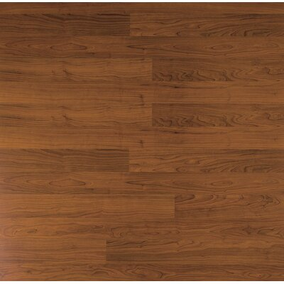 Quick-Step Home Series 7mm Cherry Laminate in Russet