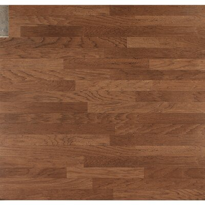 QS 700 7mm Hickory Laminate in Dark Hickory