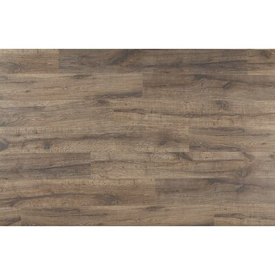 Quick-Step Reclaime 12mm Oak Laminate Plank in Heathered Oak