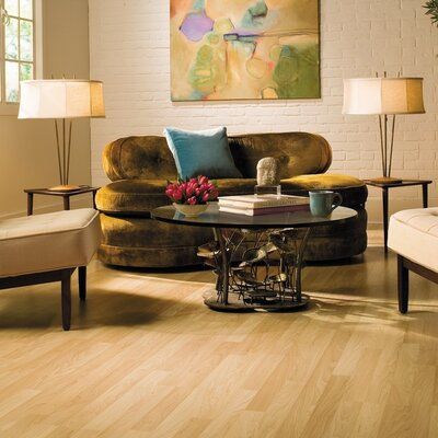 Quick-Step Classic 8mm Maple Laminate in Vermont Plank