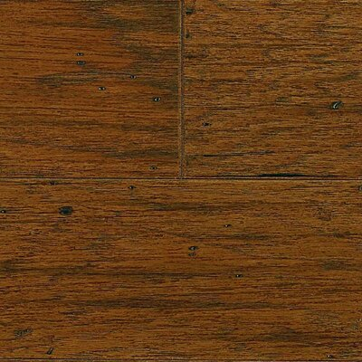 Mannington Inverness - Black Isle 5&quot; Sculpted Hickory in Harvest