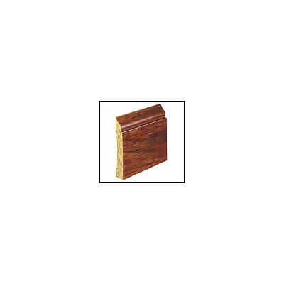 "Mannington Wall Base 84"" Hickory in Tawny (Carton of 5 Pcs)"