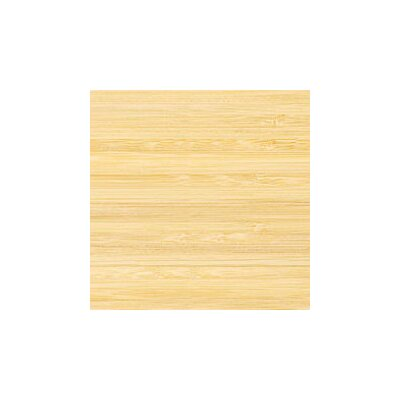 "Teragren Craftsman II 5-1/2"" Vertical Bamboo Flooring in Natural"