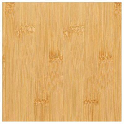 """Teragren Studio Floating Floor 7-11/16"""" Horizontal Bamboo Flooring in Natural"""