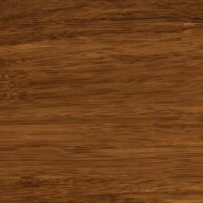 "Teragren Synergy Floating Floor 7-11/16"" Strand Bamboo Flooring in Chestnut"