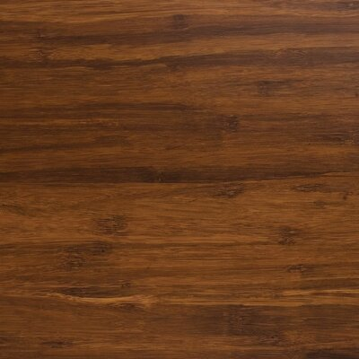 "Teragren Synergy 3-3/4"" Strand Bamboo Flooring in Java"