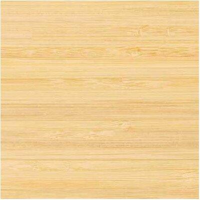 """Teragren Elements 3-5/8"""" Vertical Bamboo Flooring in Natural"""