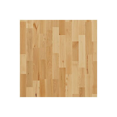"Kahrs Scandinavian Naturals 3-Strip 7-7/8"" Engineered Beech Viborg Flooring"