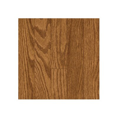 "Mullican Flooring St. Andrews 3"" Solid Oak Flooring in Saddle"