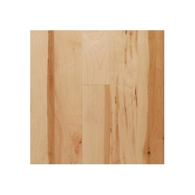 "Mullican Flooring Nature Collection 4"" Solid Maple Flooring in Nature"