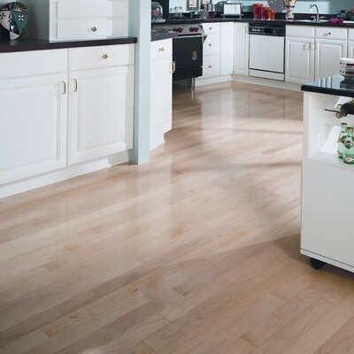"Anderson Floors Rhinotuff 5"" Engineered Maple Flooring in Natural"