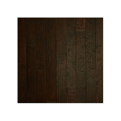 "Anderson Floors Hickory Forge 5"" Engineered Hickory Flooring in Rushing Belows"