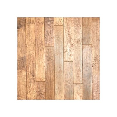 "Anderson Floors Hickory Forge 5"" Engineered Hickory Flooring in Natural/Chaps"
