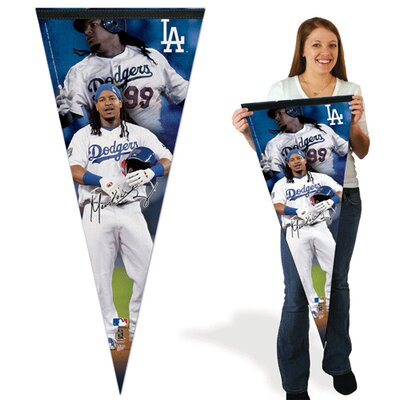 MLB Player Premium Pennant