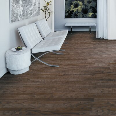 "Appalachian Flooring Rialto Plank 4-1/2"" Engineered Red Oak Flooring in Russet"
