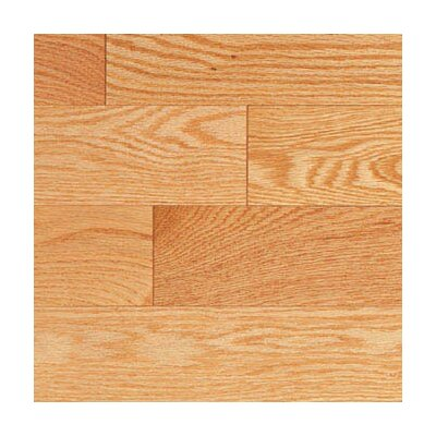 "Appalachian Flooring Rialto Plank 3"" Engineered Red Oak Flooring in Natural"