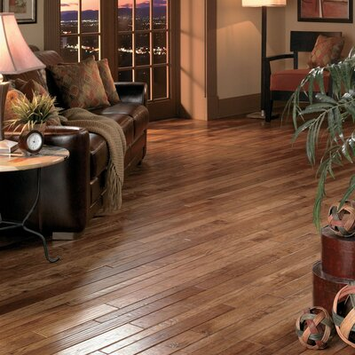 Appalachian Flooring SAMPLE - Colonial Manor Solid Hickory in Mt. Lullaby