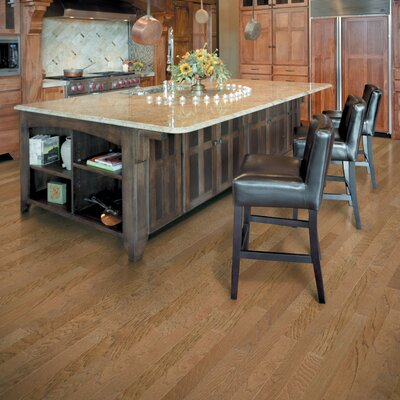 "Appalachian Flooring Palo Alto 3"" Engineered Pecan Flooring in Russet"